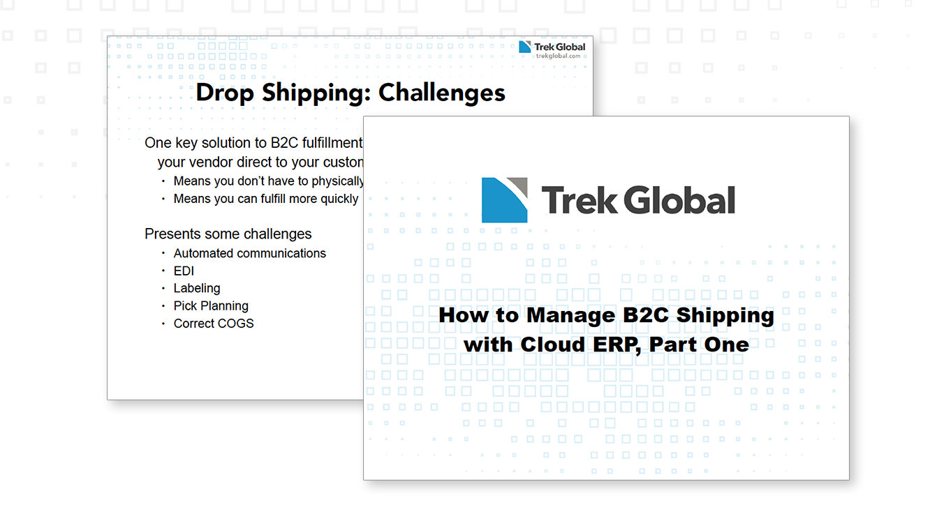 How to Manage B2C Shipping - Part One