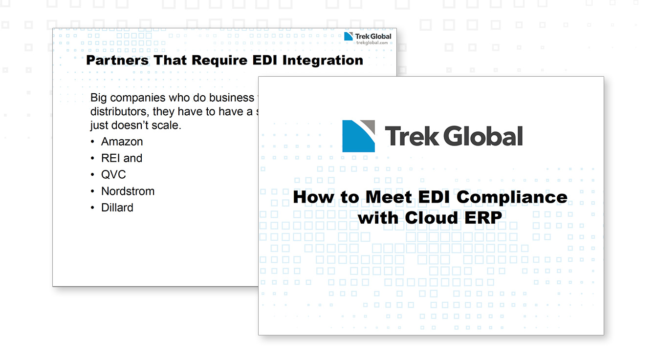 How to Meet EDI Compliance with Cloud ERP