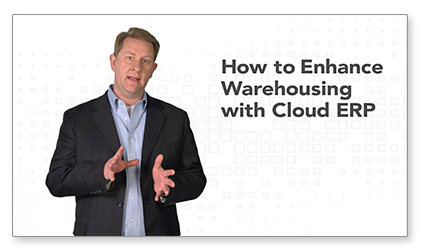 ERP Podcasts - Warehousing