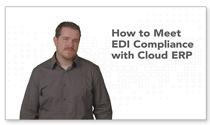 ERP Podcasts - EDI Compliance