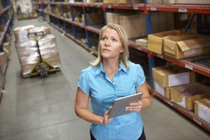inventory management in the warehouse